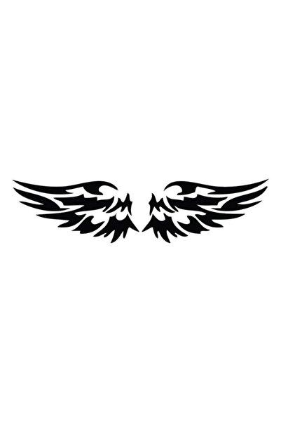 Dijitalya Araç Logo   Kanat Sticker   Araba Etiketi   Logo Sticker   Siyah