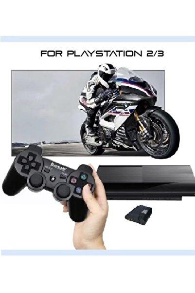 Kontorland PS3022 Kablosuz Şarjlı PS3, PS2, PC Uyumlu Gamepad Oyun Kolu