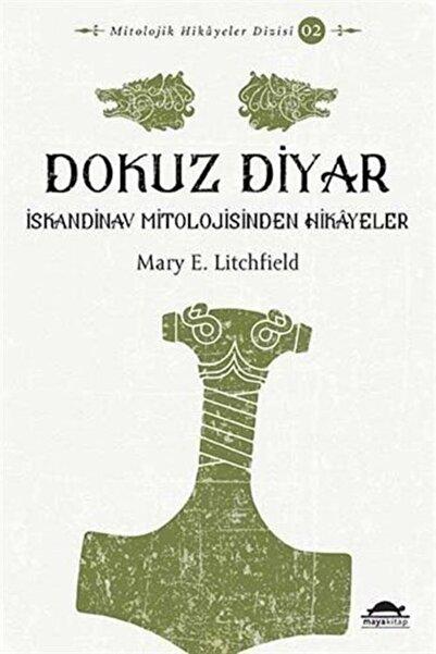 Maya Kitap Dokuz Diyar İskandinav Mitolojisinden Hikayeler