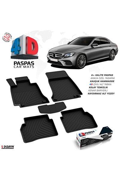S Dizayn S-dizayn Mercedes E Serisi W213 4d Havuzlu Paspas 2016 Ve Üzeri A+ Kalite