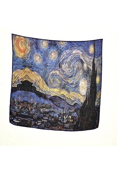 Nomads Felt Van Gogh Starry Night Bandana