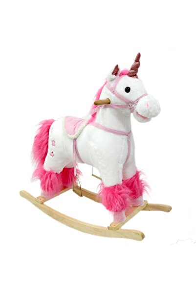 Can İthalat Sallanan At Sesli Unicorn