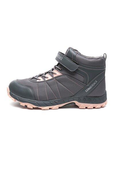 lumberjack 100437262-kgrı-apmb 9w Sınga 9pr Çocuk Spor Ayakkabı Gri