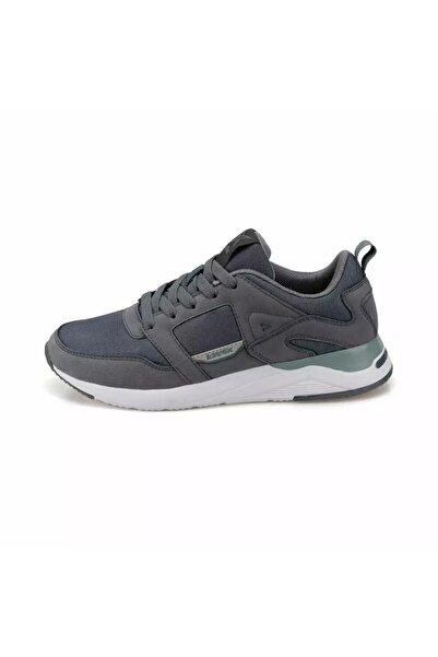 Kinetix Kadın Gri Aster Turkuaz Günlük Spor Ayakkabı Sneaker