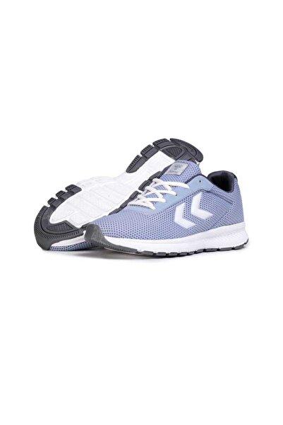 HUMMEL Unisex Lila Bağcıklı Sneaker