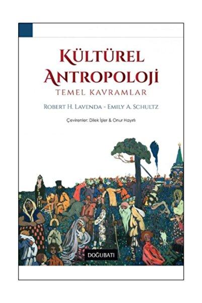 Doğu Batı Yayınları Kültürel Antropoloji Temel Kavramlar