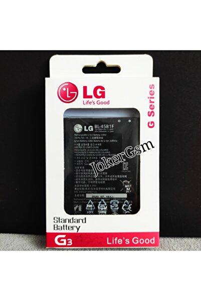 LG V10 Orjinal Batarya Pil V10 Bl-45b1f Orjinal Batarya Pil ( Joker Gsm )