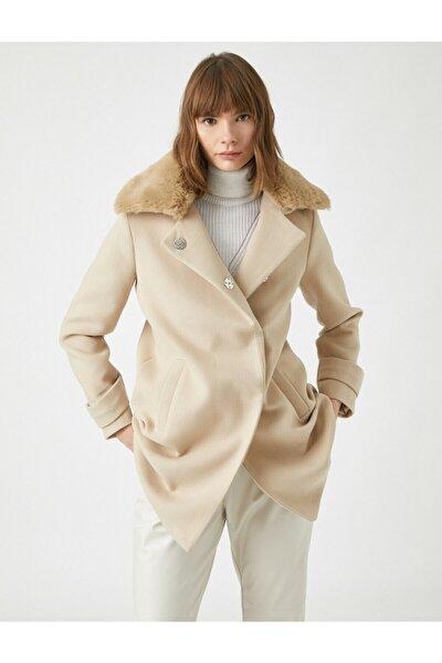 Koton Kadın Kahverengi  Coats