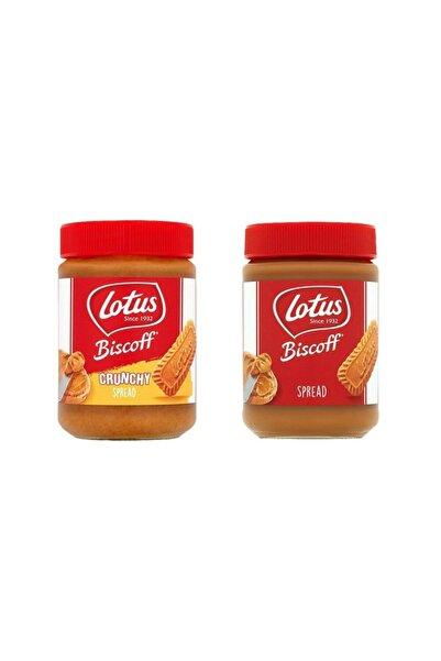 Lotus Biscoff Crunchy Sürülebilir Karamelize Bisküvi Ezmesi, Sürülebilir Karamelize Bisküvi Ezmesi
