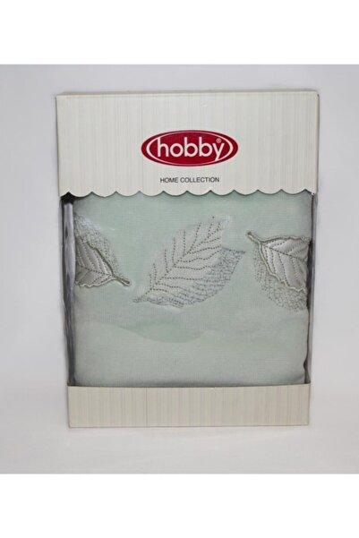 Hobby Tekli Kutu Leydi Çim Yeşili (anna) Havlu