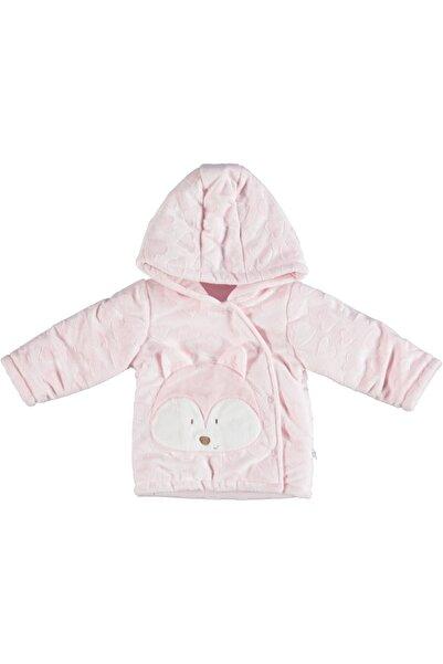 Bibaby Kız Bebek Pembe Cute Fox Ceket 61328