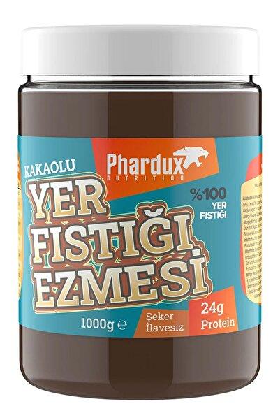 Phardux Nutrition Fıstık Ezmesi 1000gr - Kakao Aromalı