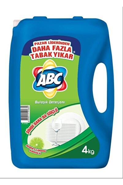 ABC Misket Limonlu Sıvı Bulaşık Deterjanı 4 kg
