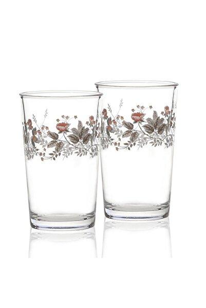 ACAR 17082/12 Garden Romance 6lı 6lı Kahve Yanı Bardağı Seti
