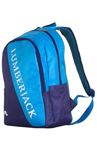 lumberjack Unisex Mavi Sırt Çantası Lm8530