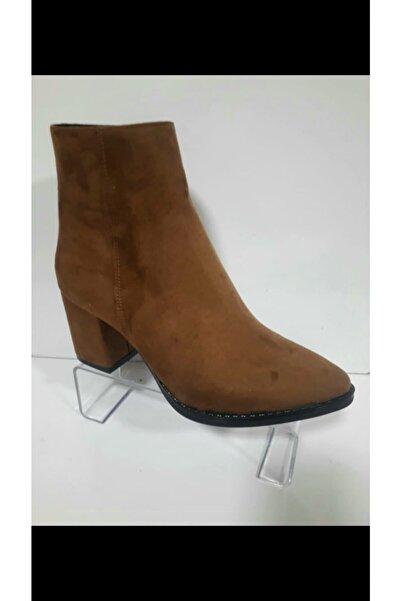Emay Kadın Kahverengi Ayakkabı
