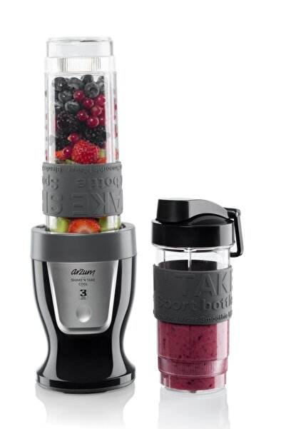 Arzum Ar1075 Shake'n Take Cool 300 w Smoothie Kişisel Blender