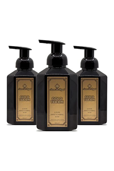 Savon De Royal Gold Touch Köpük Sabun 3 X 500 ml