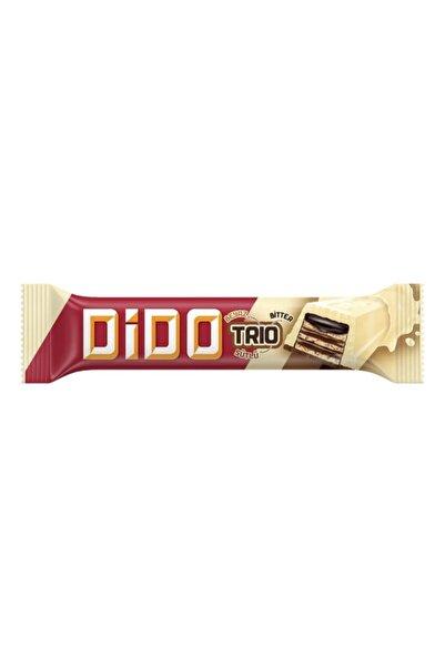 Ülker Dido Trio Beyaz Çikolata 24 Adet
