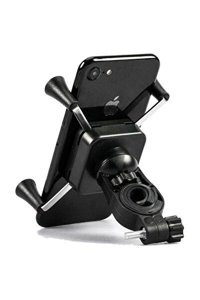 Keep Armor Bisiklet Gidon Telefon Tutucu Kaydırmaz Sıkıştırmalı