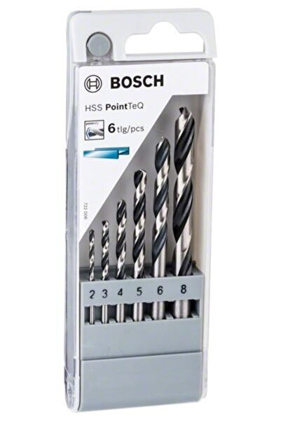 Bosch - Pointteq Matkap Ucu 6 Parça Set