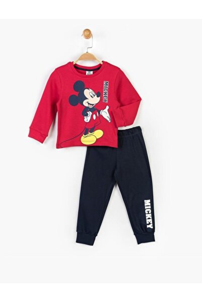 Mickey Mouse Disney Mickey Çocuk 2li Takım 14774