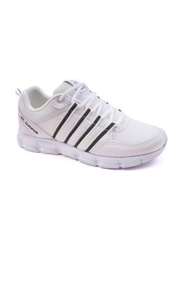 Marco Jamper Unisex Beyaz Yürüyüş Ayakkabısı
