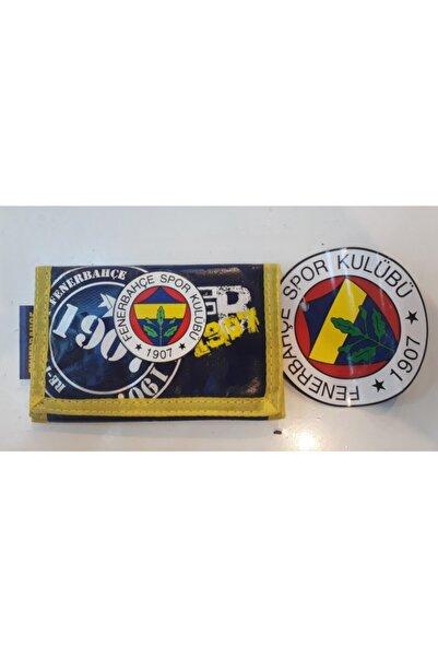 Fenerbahçe Unisex Lacivert Fenerbahçe Taraftar Cüzdanı 5