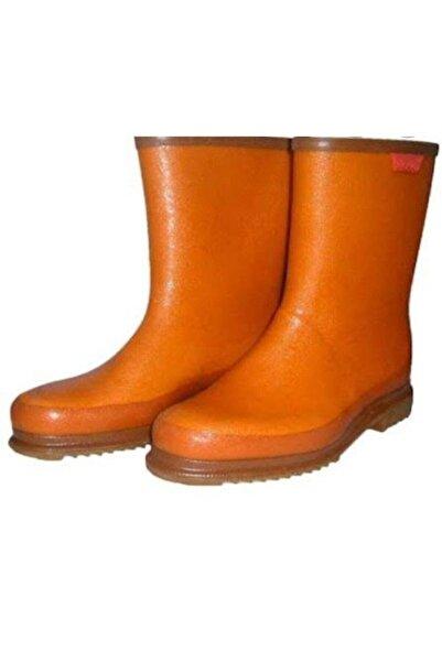 Derby Erkek Sarı Çizme