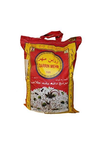 Zarrin Mehr Pirinç .1121 Basmati Safran Aromalı Hint-iran Pirinç 10kg.