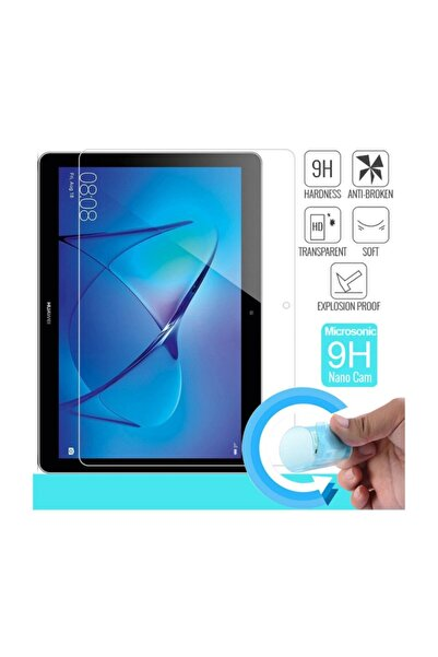 Huawei Matepad T10 Ekran Koruyucu Hd* Yüksek Kalite Esnek Nano Cam Film