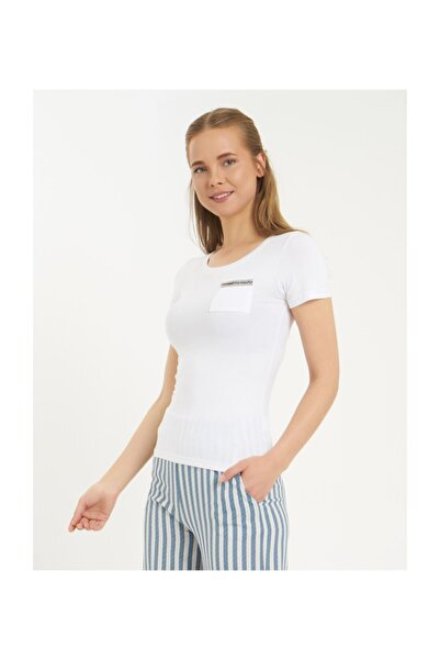 Tiffany A0103 Basic Cepli T-shirt