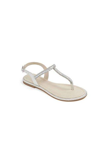 Aldo Kadın Gümüş Sandalet 58636
