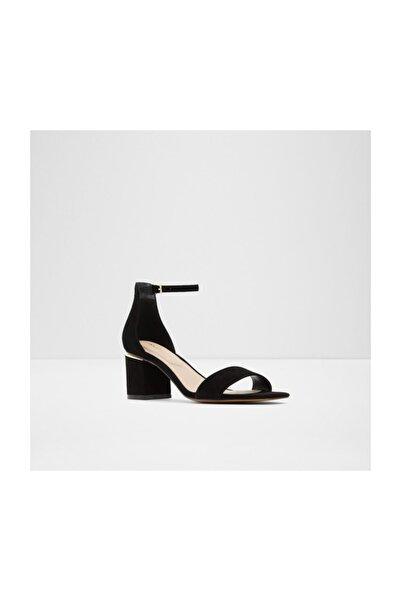 Aldo Kadın Siyah Orta Topuklu Sandalet