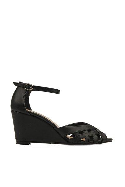Ziya Punto By Ziya Kadın Topuklu Ayakkabı 101415 643295 Sıyah