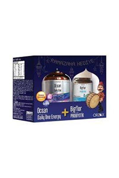 Ocean Daily One Energy 30 Tablet Ginseng+k2+co Q10+bigflor Probiyotik 10 Kapsül