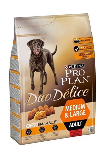Proplan Pro Plan Duo Delice Sığır Etli Köpek Maması 2,5 Kg