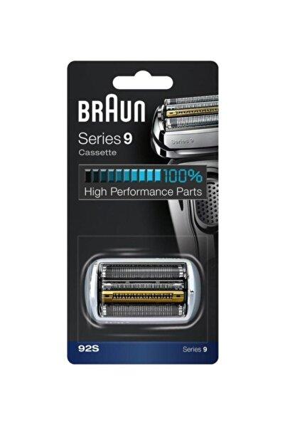 Braun Tıraş Makinesi Yedek Başlığı 9 Serisi 92s (Gümüş)