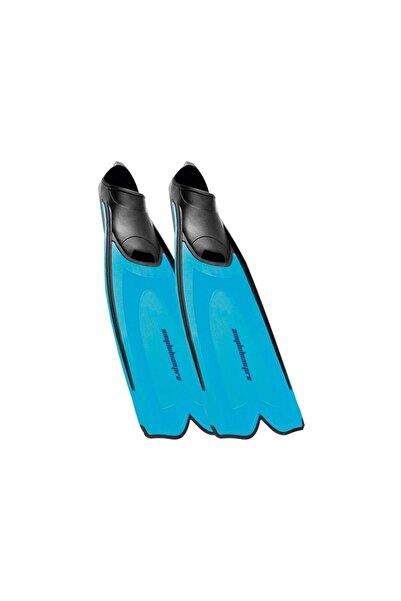 Amphibian Pro Fluıd Yüzme Ve Dalış Paleti - Mavi