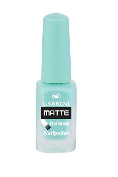 Gabrini Mat Oje - Matte Nail Polish M24 8696814067241