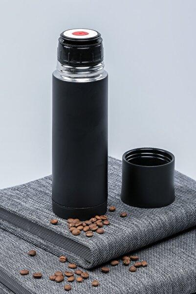 MHK Collection Bitter Black Serisi 304 Çelik Termos 400 ml