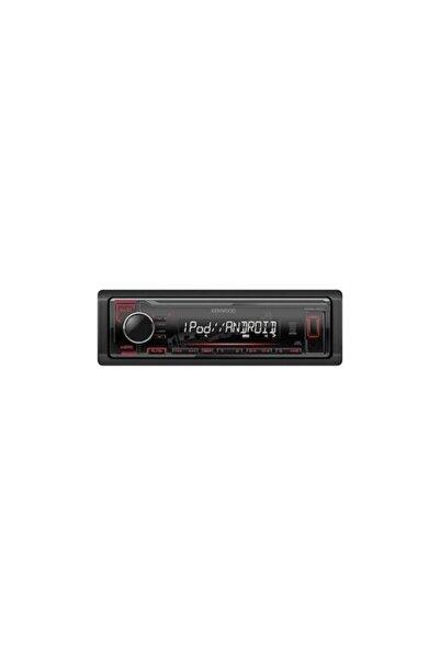 Kenwood Oto Teyp Kmm 204 Mekaniksiz Radyo Usb Aux Özellikli