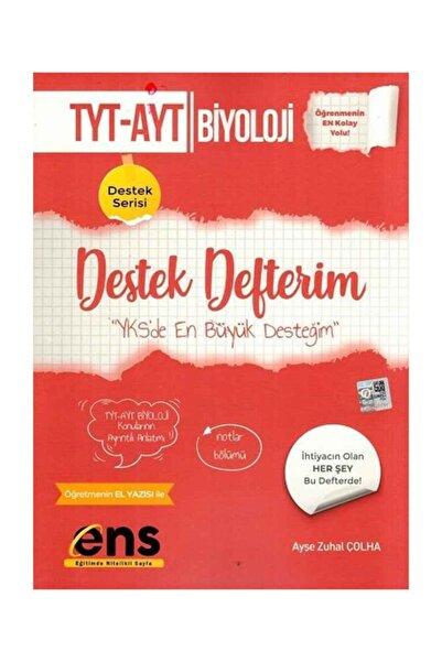 Ens Yayınları Ens Yayıncılık Tyt Ayt Biyoloji Destek Defterim