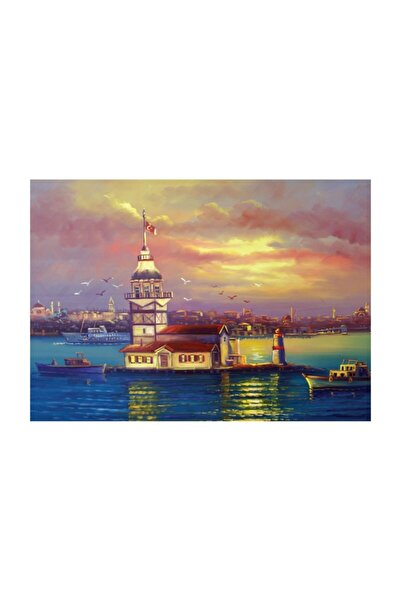 Doğuş Puzzle 1000 Li Kız Kulesi