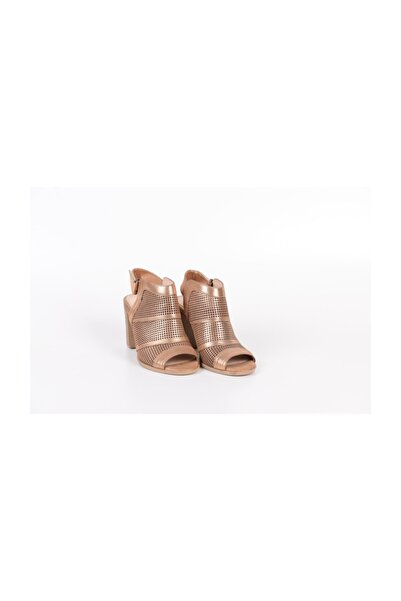 Venüs Sandalet Deri Hakiki Kadın Yazlık Ayakkabı 1828050y