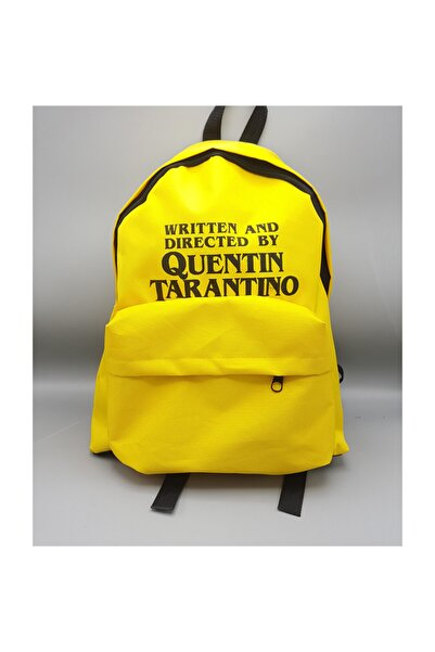 Köstebek Quentin Tarantino Sırt Çantası