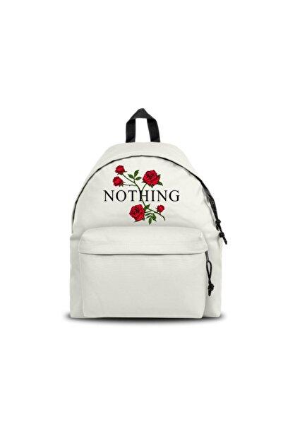 Köstebek Nothing - Rose Sırt Çantası