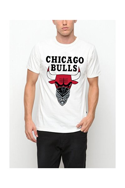 Köstebek Unisex Nba Chicago Bulls  T-shirt