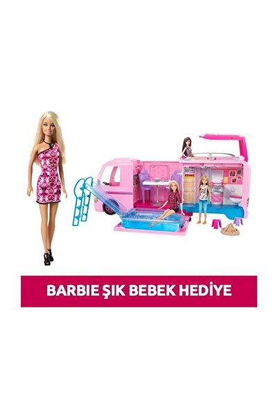 Barbie Muhteşem Karavan FBR34 (Barbie Şık Bebek Hediye)