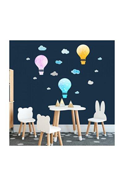 Artikel Renkli Balonlar Duvar Sticker, Çocuk Odası Sticker,duvar Dekorasyonu